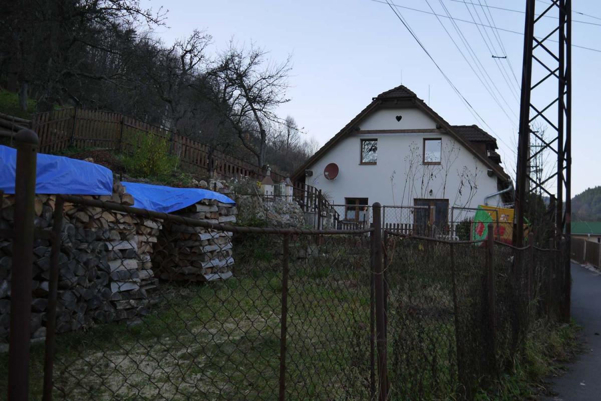 Dom na ulici Rumunskej armády č. 852/34