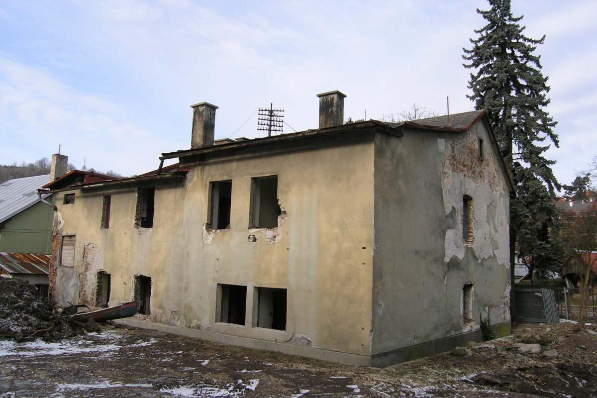 Dom na Zechenterovej ulici č. 337/23